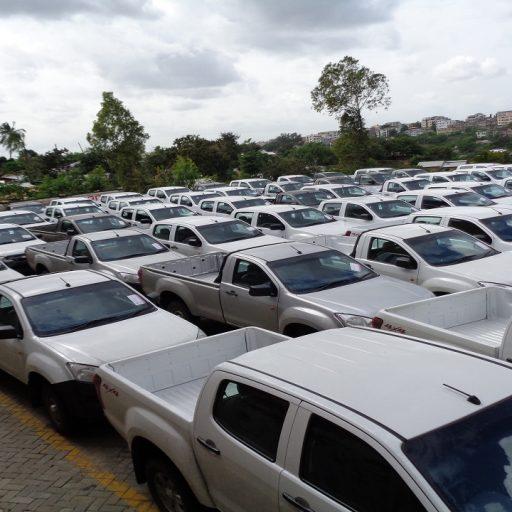 vehicle yard