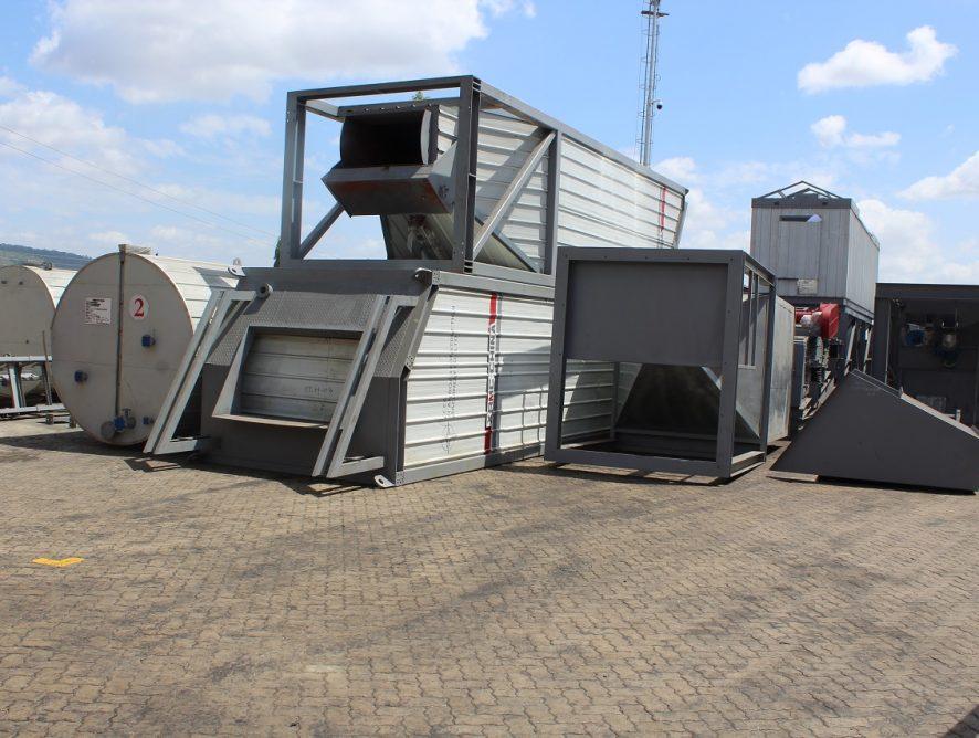 Bulk Cargo Storage